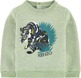Kenzo Embroidered sweatshirt
