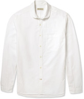 Slim-Fit Penny-Collar Cotton Oxford Shirt
