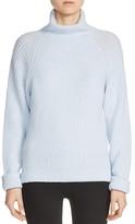Maje Margo Funnel-Neck Sweater