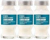 L'Oreal Professional Keratin Power Kera-Recharge Pro-Keratin Expert Serie Hair Treatment Dose - 3 viols of 0.33 fl. oz. (10 ml)