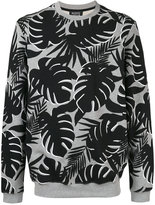 Markus Lupfer Monstera Judd sweatshirt - men - Cotton - S