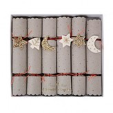 Meri Meri Star and Moon Crackers - Set of 6