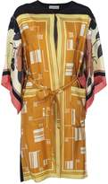 Dries Van Noten Printed Kimono Dress