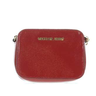 Michael Kors Red Patent leather Clutch bags