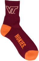 For Bare Feet Virginia Tech Hokies Ankle TC 501 Socks