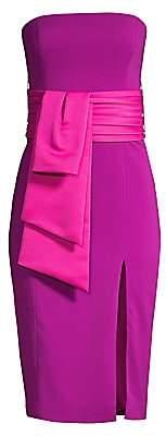 Jay Godfrey Women's Kia Strapless Sheath Dress