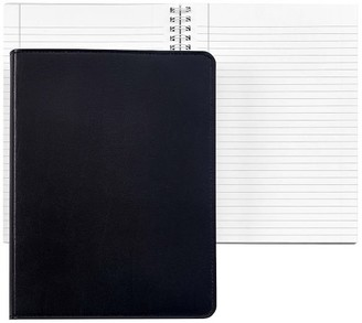 west elm Leather Refillable Notebook
