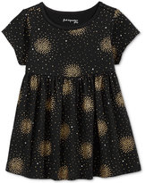 First Impressions Fireworks-Print Babydoll Tunic, Baby Girls (0-24 months), Only at Macy's
