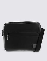 Marks and Spencer Kids' Faux Leather Messenger Bag