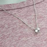 Tales From The Earth Best Friends Sterling Silver Charm Necklace