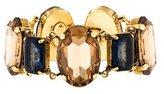 Erickson Beamon Crystal Link Bracelet