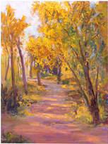 Asstd National Brand Golden Trees II Canvas Wall Art