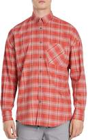 Zanerobe Rugger Plaid Button-Down Regular Fit Shirt
