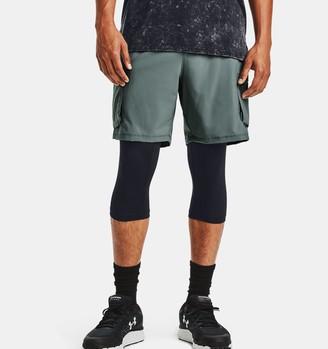 Under Armour Men's UA Run Anywhere 2-in-1 Long Shorts