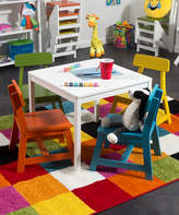 Lipper White Square Kids Table