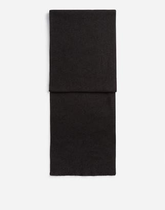 Dolce & Gabbana Silk And Cashmere Scarf