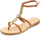 Cocobelle Tahiti Beaded Sandals