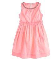 J.Crew Girls' Loulie dress in poplin