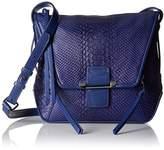 Kooba Gwenyth Cobra Shoulder Bag