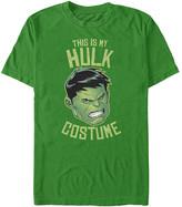 Fifth Sun Men's Tee Shirts KELLY - Hulk Costume Tee - Men