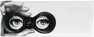 Fornasetti Binoculars-Print Serving Dish (371mm)