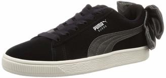 Puma Women's Suede Bow Hexamesh WN's Low-Top Sneakers