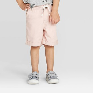 Cat & Jack Toddler Boys' Dressy Chino Shorts - Cat & JackTM