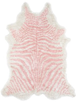Momeni Novogratz Domesticated Pink Rug, PINK