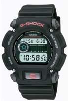 Casio Men's G-Shock Black Strap Digital Watch
