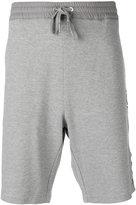 Moncler Gamme Bleu piqué drawstring track shorts - men - Cotton - L