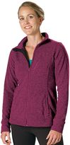Stonewear Designs Women's Helix Sweater-Fleece Hiking Jacket