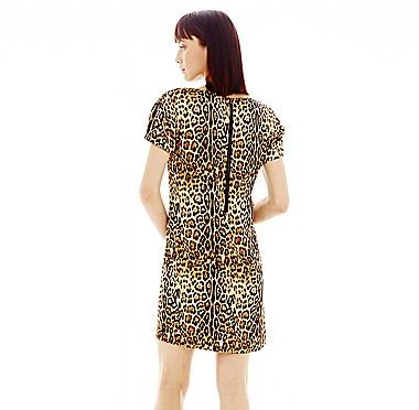 Joe Fresh Print Shift Dress