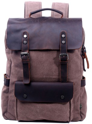 Tsd Valley Hills Canvas Backpack
