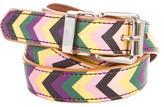 Missoni Reversible Waist Belt