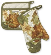 Williams-Sonoma Williams Sonoma Botanical Pumpkin Oven Mitt & Potholder Set