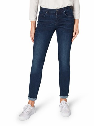 Tom Tailor Women's Jeans Alexa Slim fit in Einer cleanen Optik