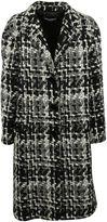Dolce & Gabbana Boucle Midi Coat