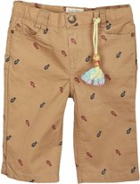 Richie House Boys' short pants with zip fly and pockets RH0609-4/5