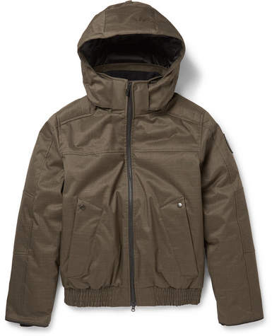 Canada Goose Rossland Shell Down Bomber Jacket