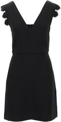 Stella McCartney V-Neck Sleeveless Midi Dress