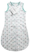 Swaddle Designs Fuzzy zzZipMe Sack® - Pastel Dots