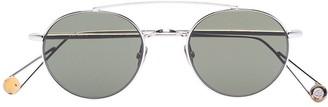 AHLEM Bastille double-bridge sunglasses