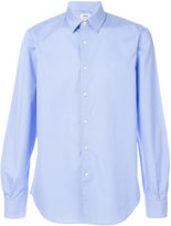 Aspesi gathered cuffs shirt - men - Cotton - 39