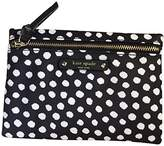 Kate Spade new york Drewe Wilson Road Dots Pouch Clutch White