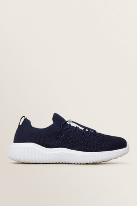 Seed Heritage Knit Trainer
