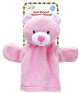 Kids Preferred My Little Hand Puppet - Pink Bear