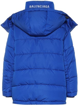 Balenciaga New Swing puffer jacket