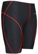 emFraa Men Women Skin Compression Base layer Running Tight Shorts Black M