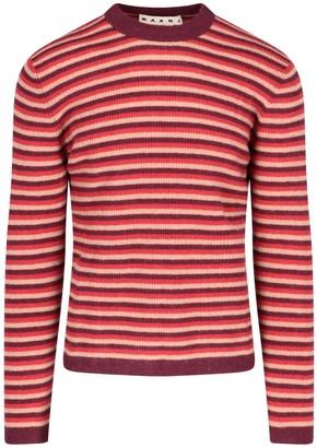 Marni Striped Knit Jumper