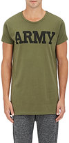 "Nlst Men's ""Army"" Cotton T-Shirt"